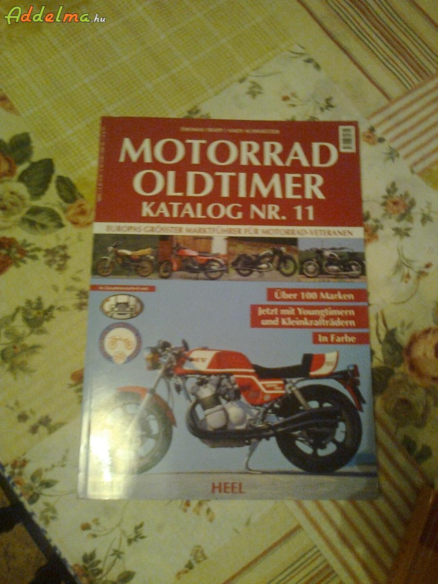 Motortipusokat bemutató könyvek