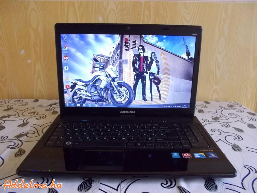 a8ee754780b9 Gyönyörű Core I5-ös Medion laptop 6Gb Ram Radeon 5165, Győr-Moson ...