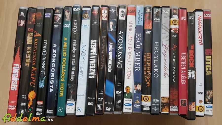 22db DVD film eladó