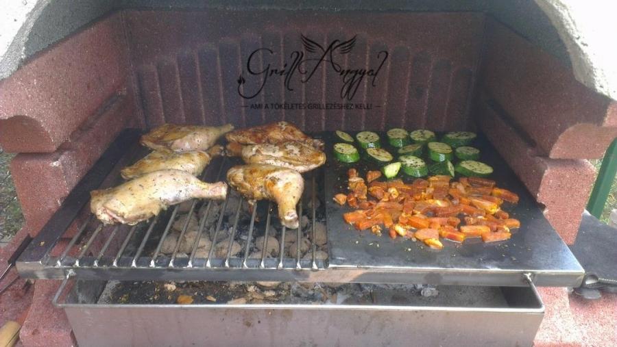 Egyedi vaslap, sütőlap, rostlap, grillrács, grill rostély,flekken