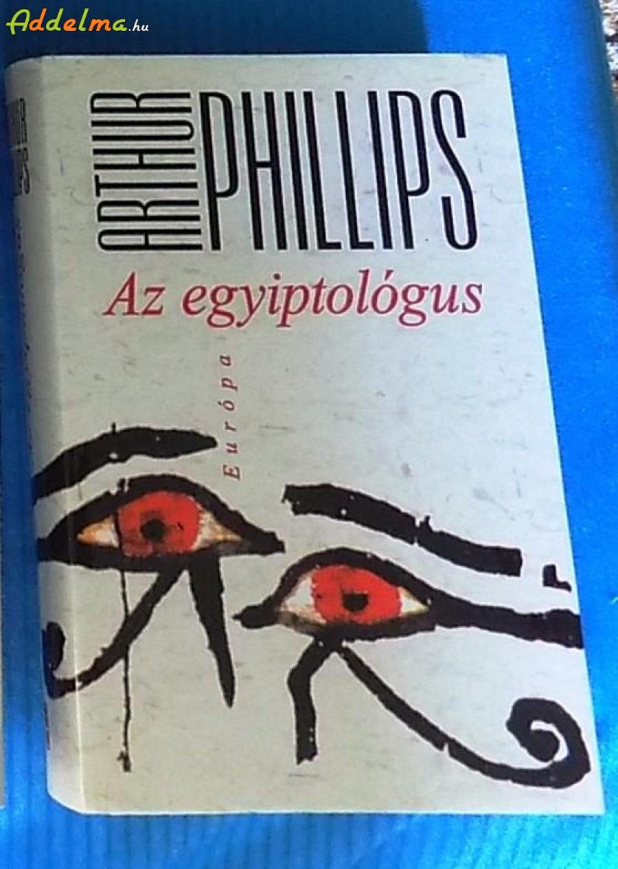 Arthur Philips: Az egyiptológus (2005)