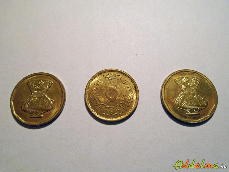 Egyiptomi 5 qurus