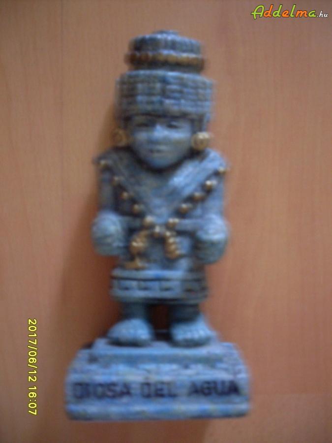 Mexikói ÚJ szobor magasság:15cm-szélesség:7cm!