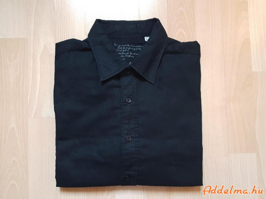 5db divatos férfi ing 39/42 M-XL