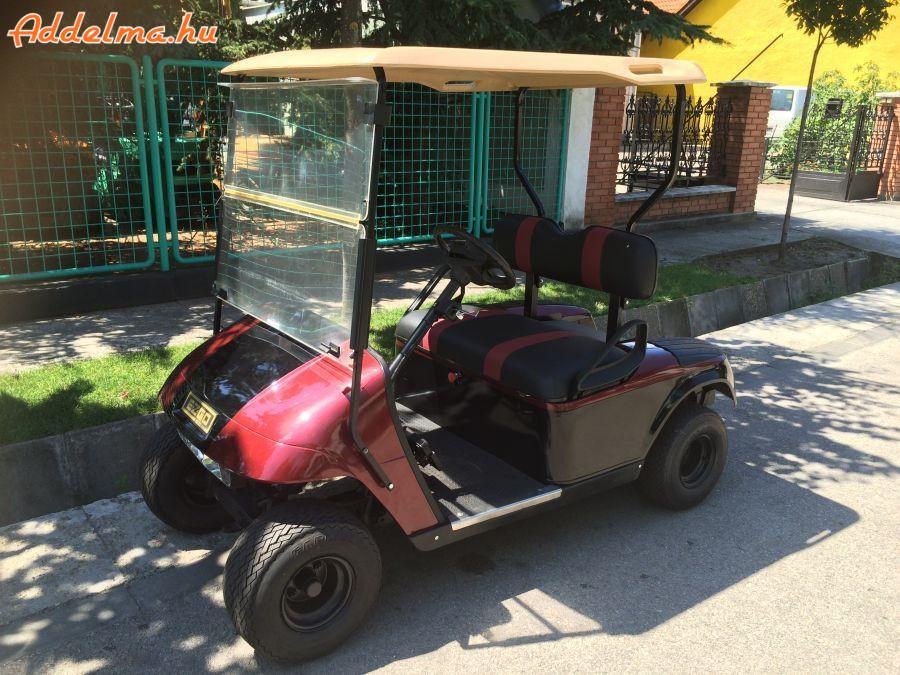 Eladó Egzo elektromos golfautó, golfkocsi (V-2291)