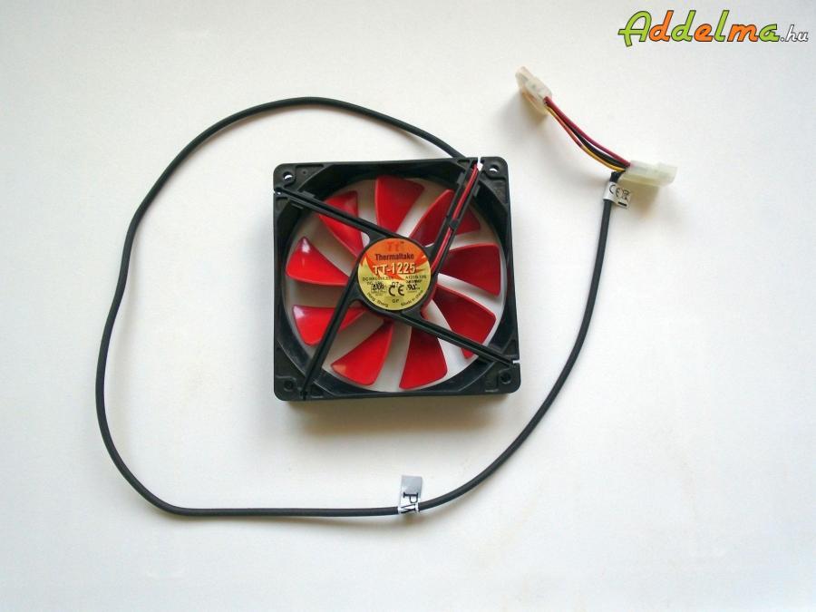 Thermaltake pc ház hűtő ventilátor