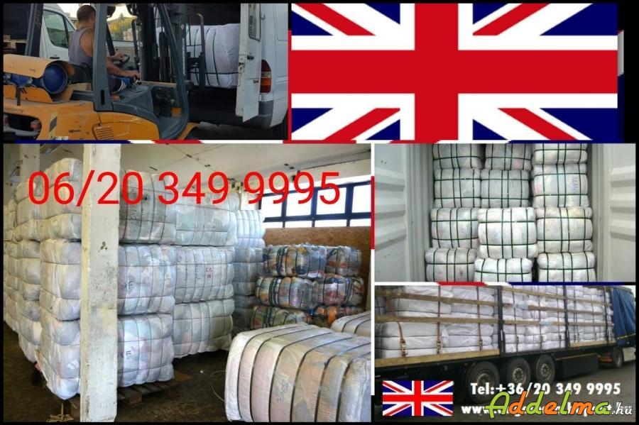 Kiváló minőségű angol használtruha egyenesen Angliából!