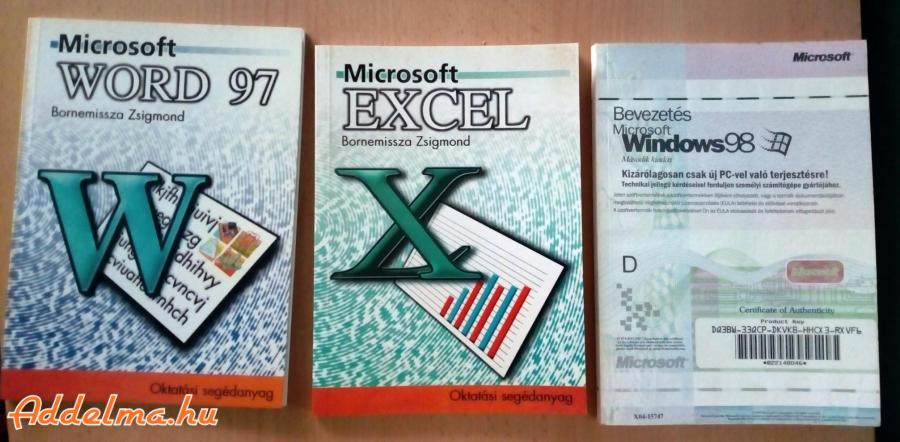Számítástechnikai könyvek