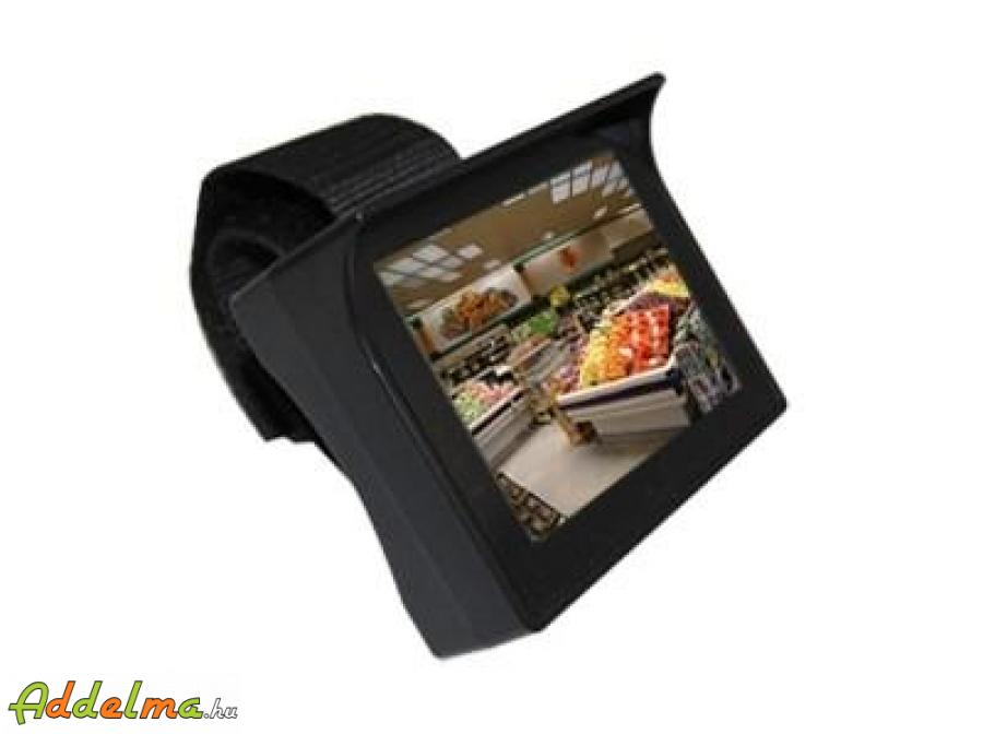 PROVISION-ISR PR-TM35BL 3.5 TFT LCD CCTV tesztmonitor