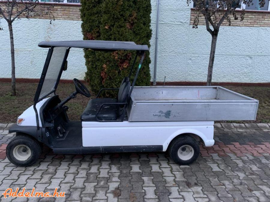 Eladó Liberty platós golfautó, golfkocsi (V-3502)
