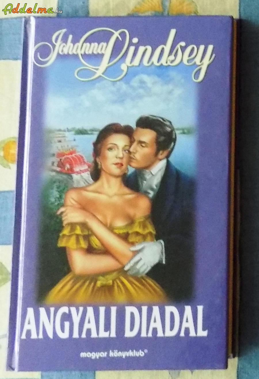 Johanna Lindsey: Angyali diadal (1998)