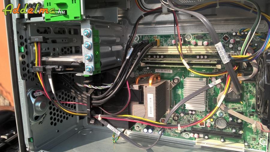 HP Compaq Dual Core 2x3000 Mhz 4 gb ddr 3 rammal