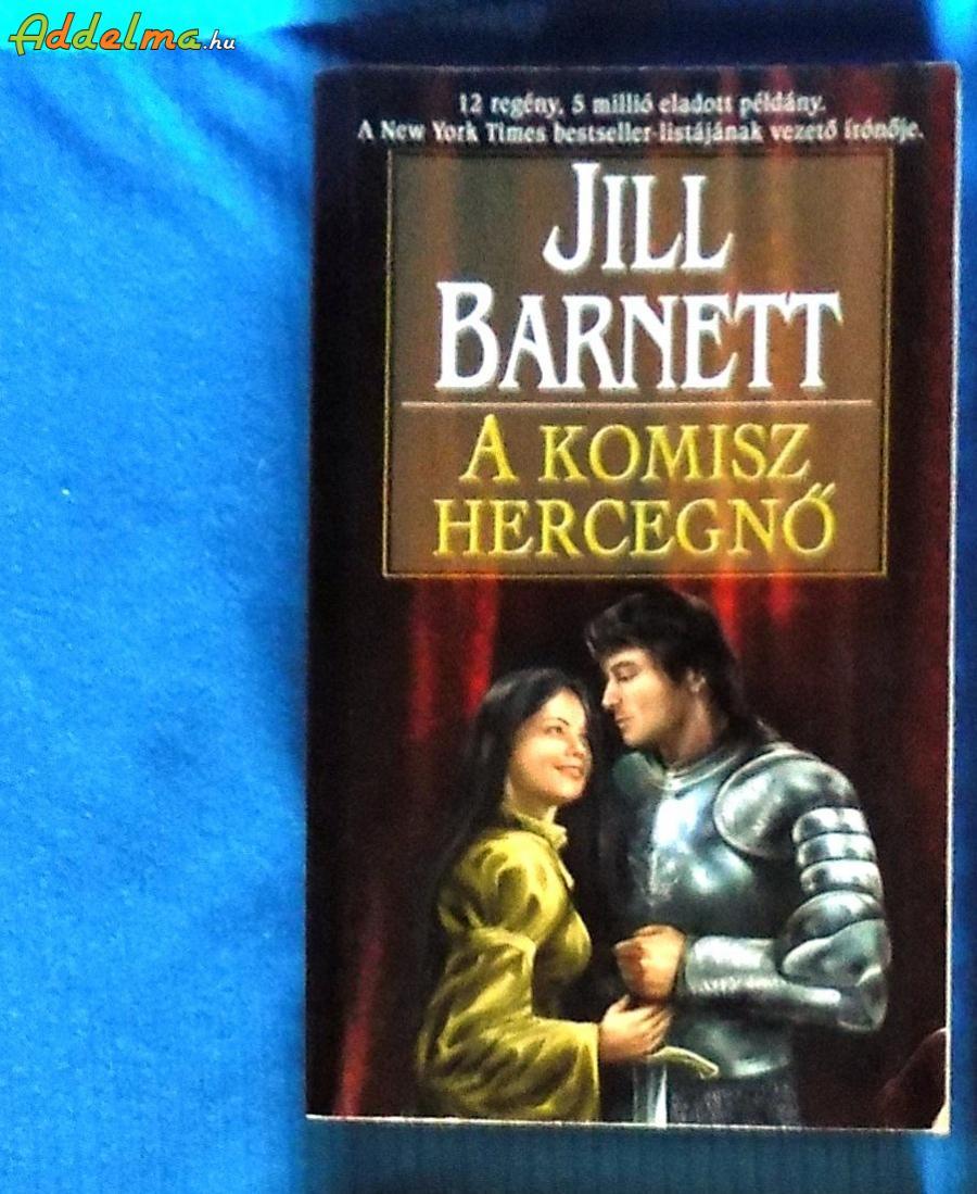 Jill Barnett: A komisz hercegnő (2002)