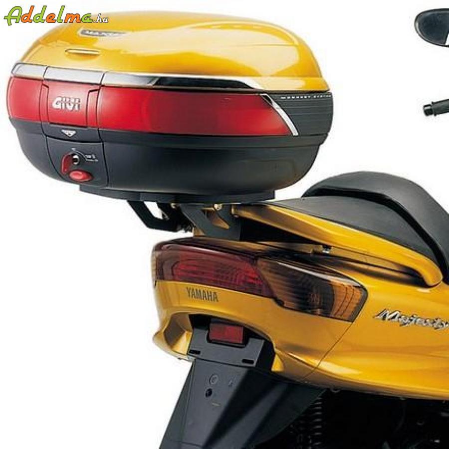 Yamaha Majesty 125-400ccm-hez hátsókonzol eladó.