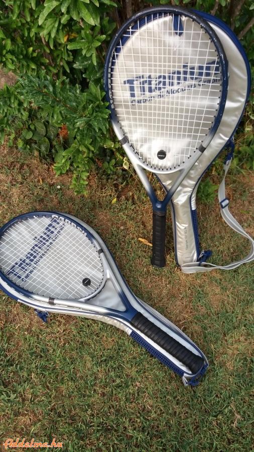 Titánium teniszütők