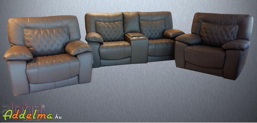 Softaly U205-ös bőr ülőgarnitúra