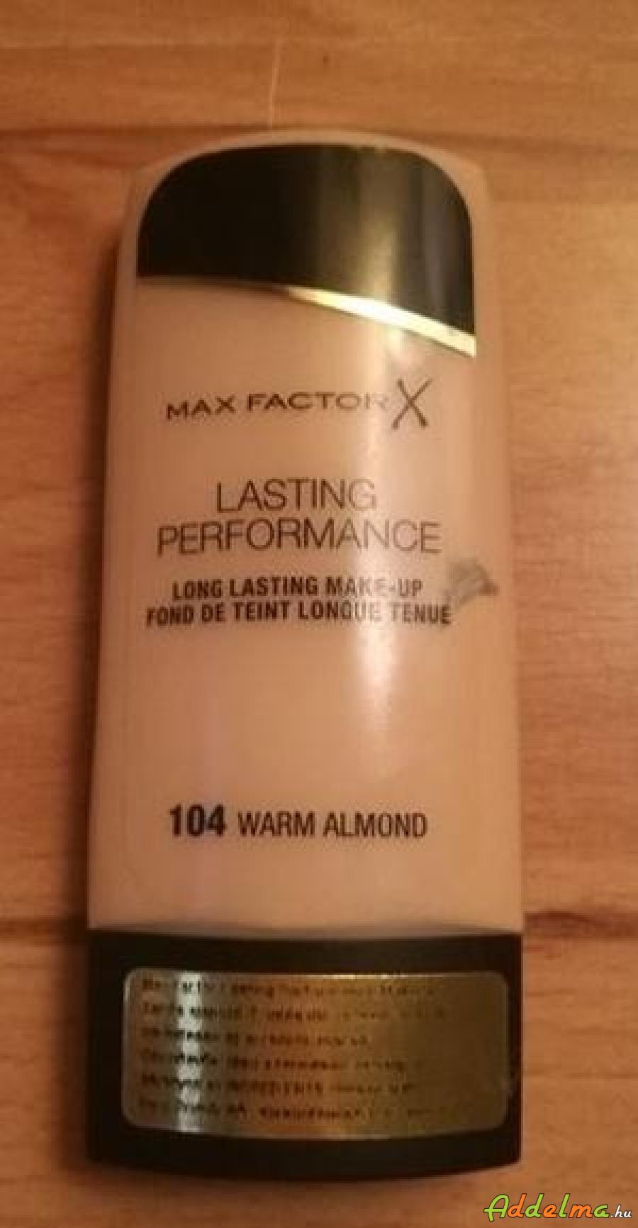 Max Factor Lasting Performance Alapozó eladó