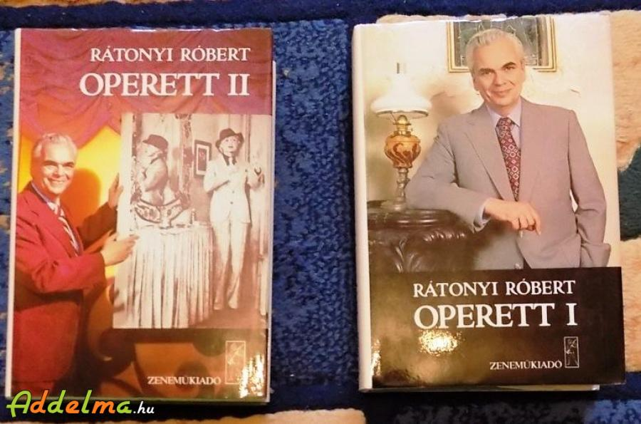 Rátonyi Róbert: Operett I-II