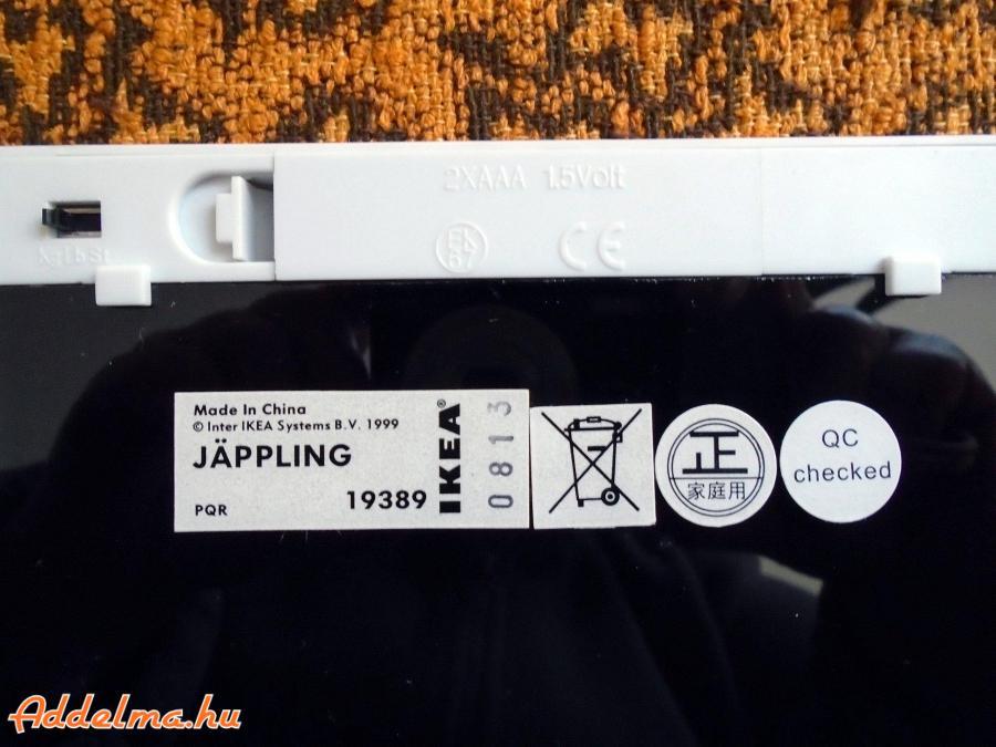 IKEA digitális  személymérleg
