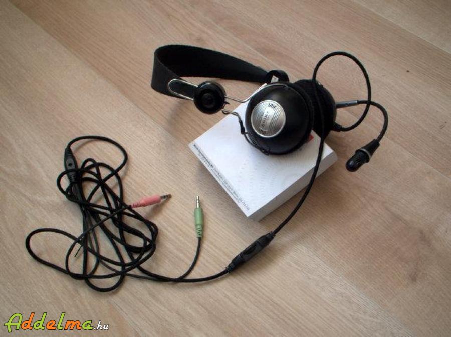 Mikrofonos füles