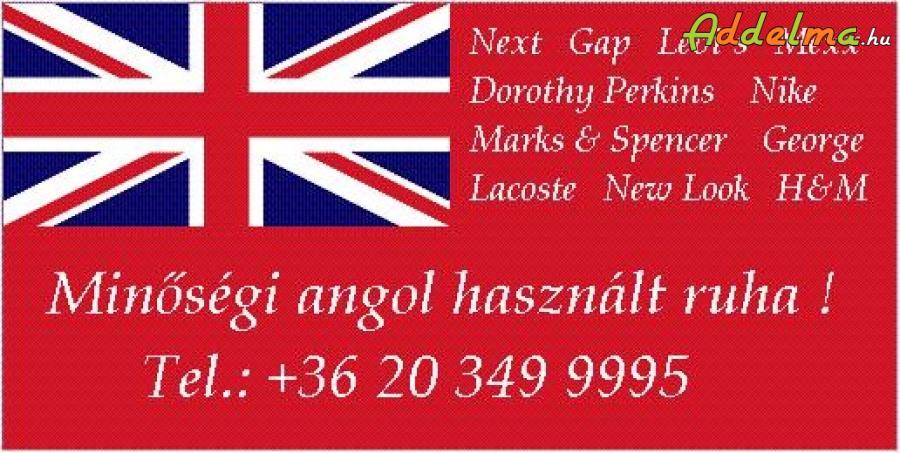 Minőségi angol használt bálás-ruha eladó