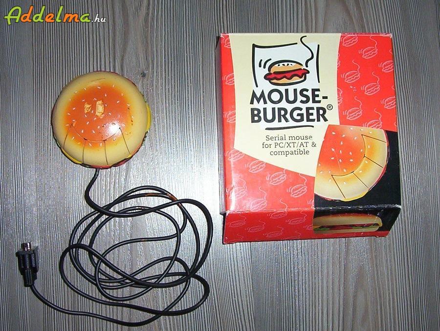 Hamburger egér eladó