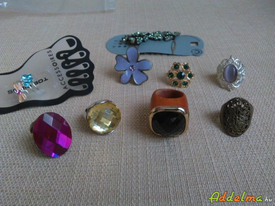 Gyűrűk eladók