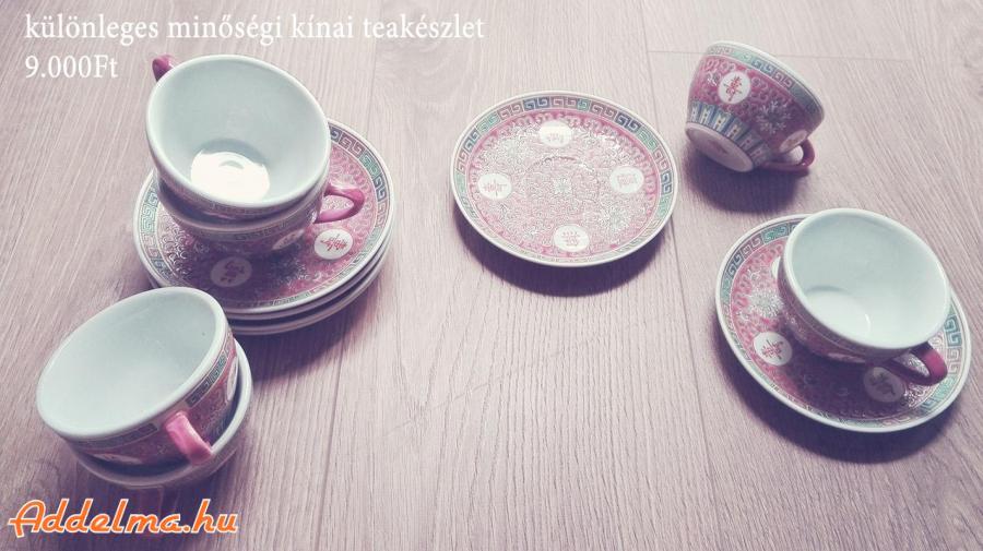 Kínai teakészlet
