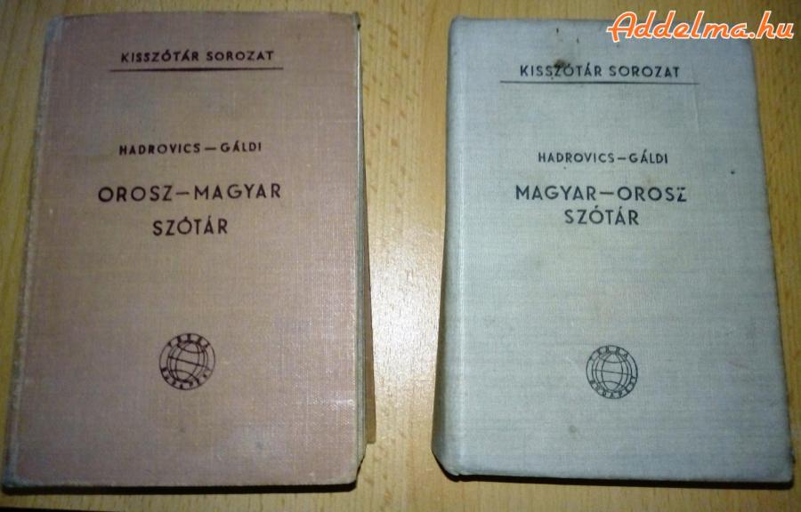 Orosz szótárak