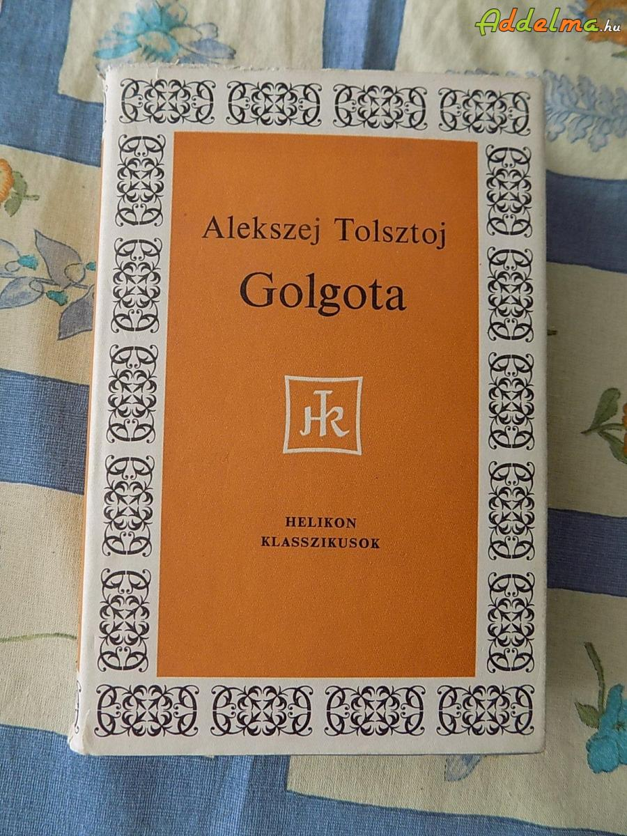 Alekszej Tolsztoj: Golgota (1968)