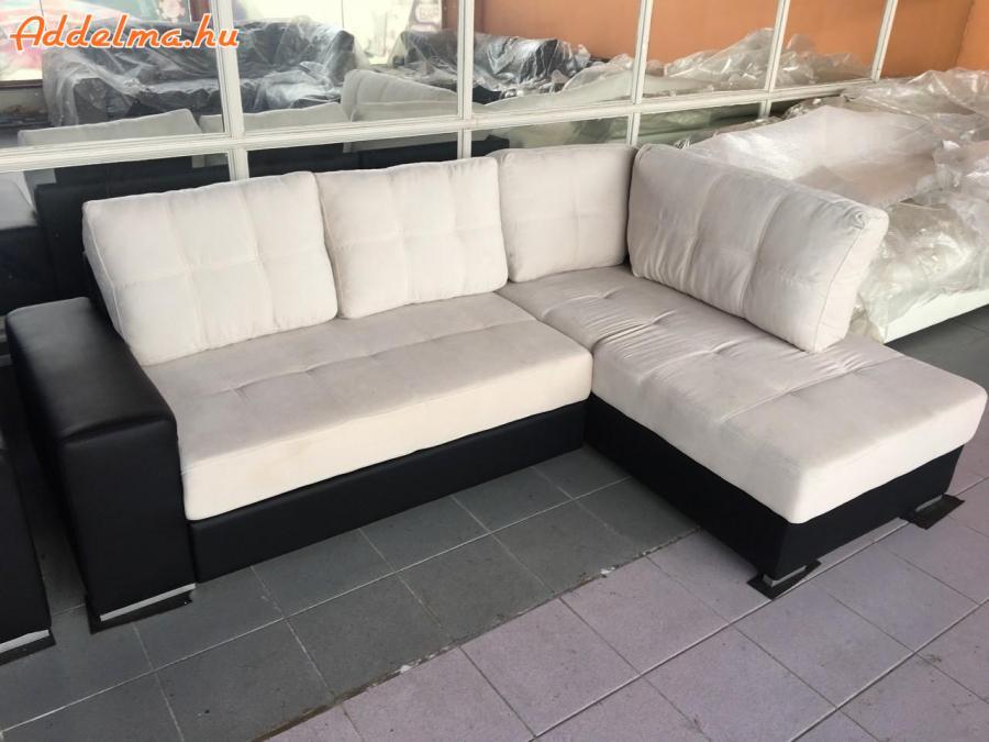 Új ülőgarnitúra eladó (248x170cm)