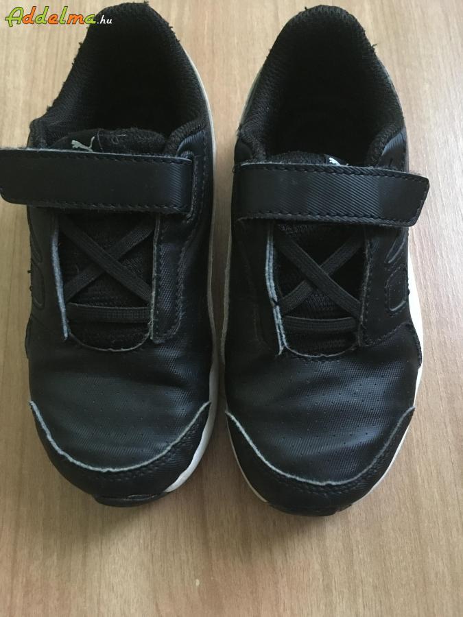 Eredeti puma tépőzáras kisfiú cipő eladó