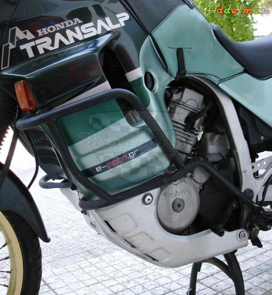 Honda XL 600/650/700ccm-hez oldal/hátsó doboztartó konzol eladó