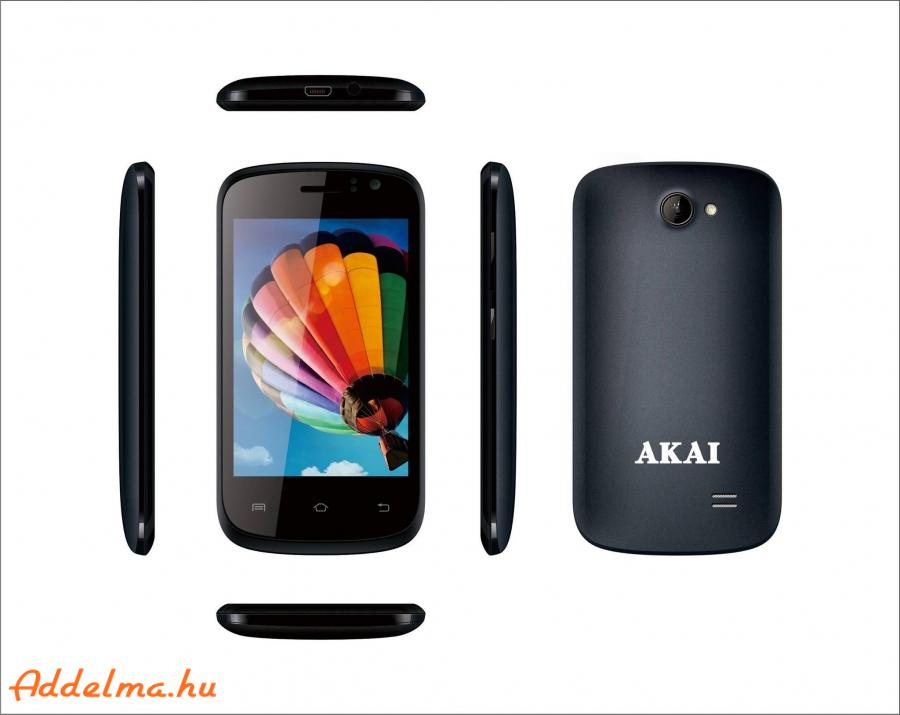 AKAI Glory F3 dual sim mobil