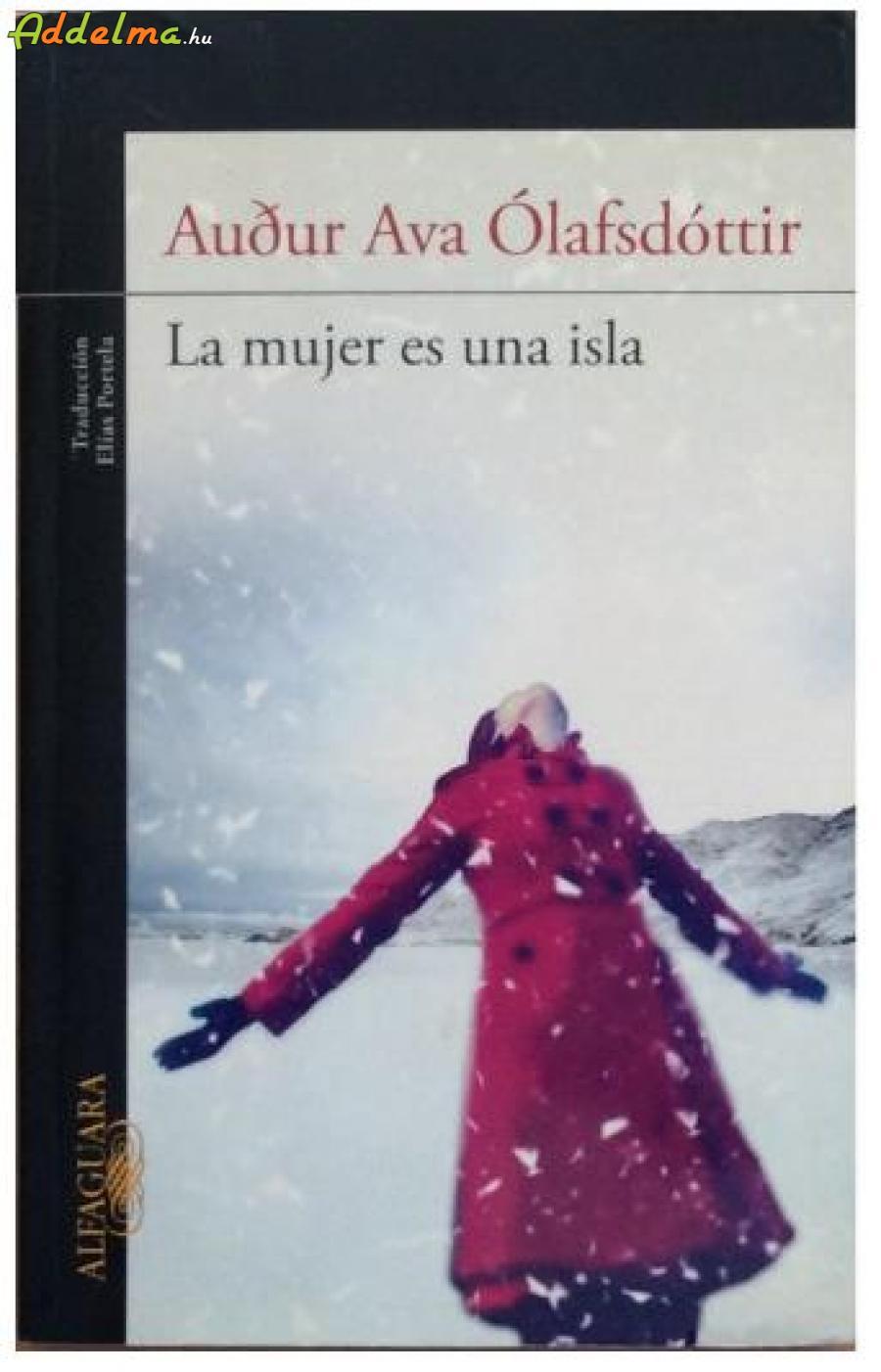 Auður ava ólafsdóttir: la mujeres una isla