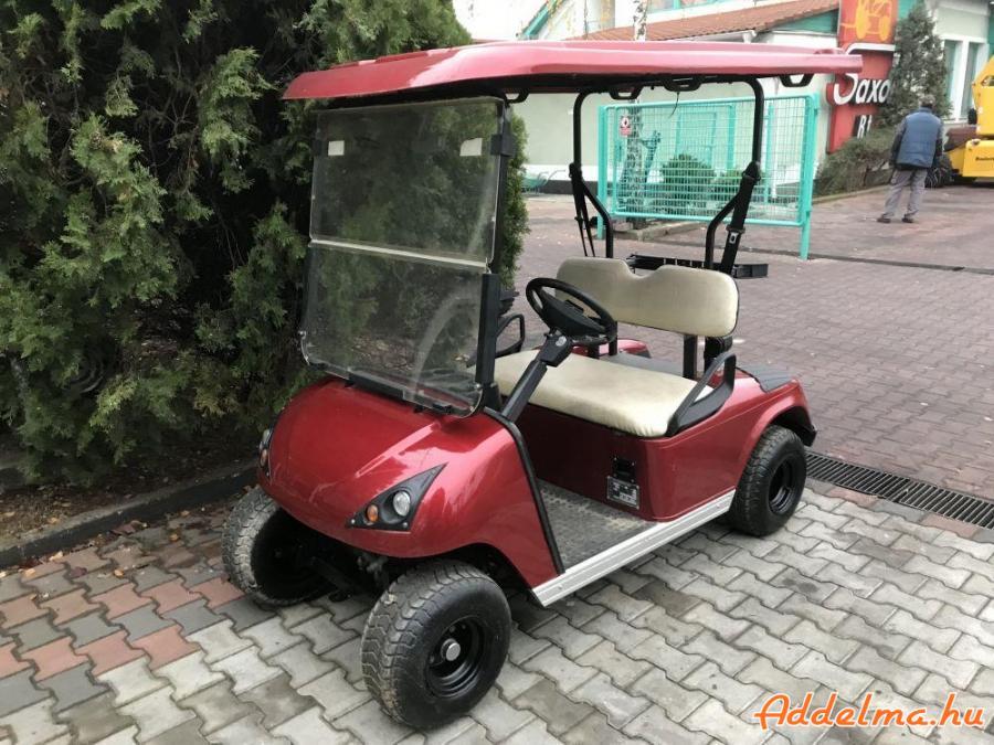 Eladó Egzo elektromos golfautó, golfkocsi (V-2839)