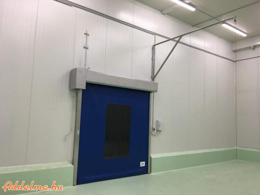 Kaputechnika - ipari kapu - garázskapu - fotocellás ajtó - sorompó