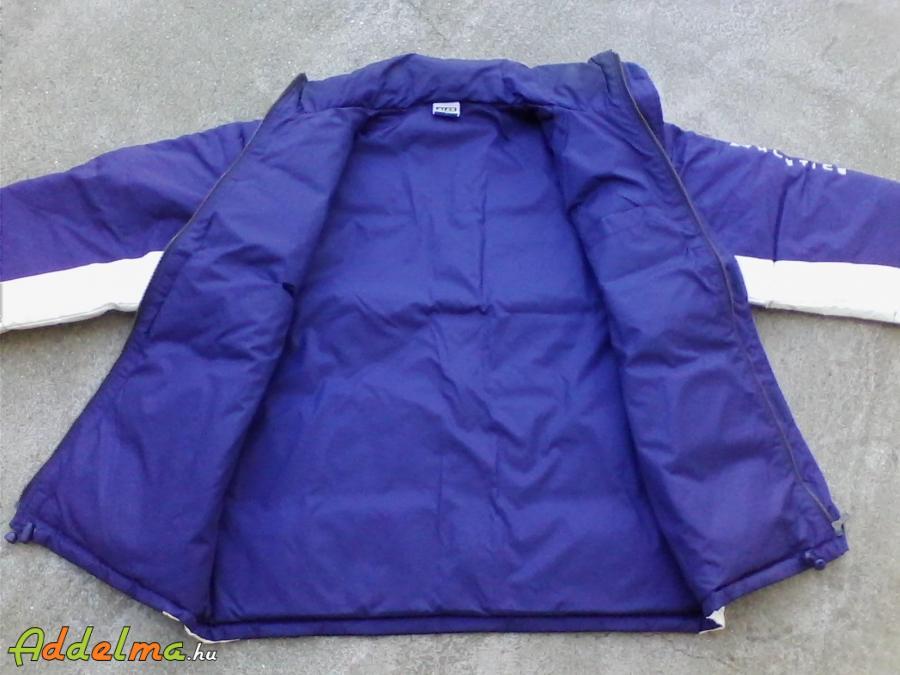 ALEX férfi sötétkék téli dzseki L-es