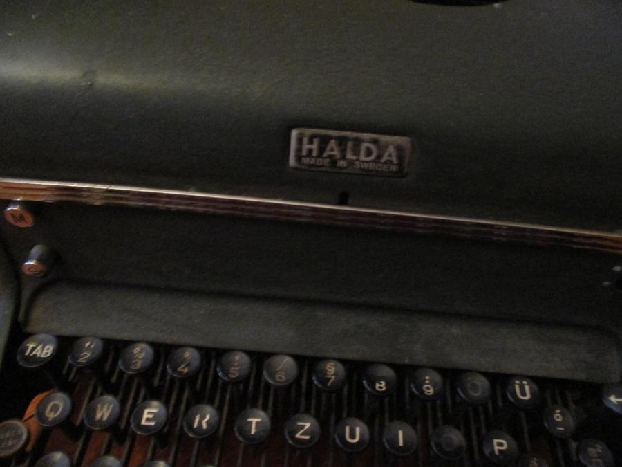 Írógép mechanikus