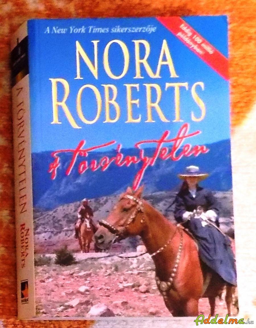 Nora Roberts - A törvénytelen