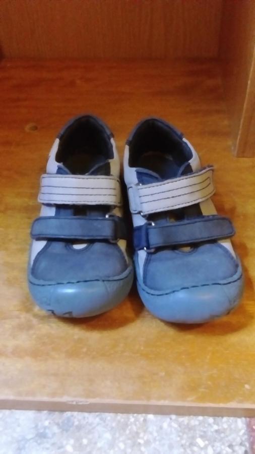 26-os Asso bőr gyerekcipő (Keveset használt) d6ceaa82c2