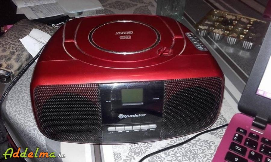 CD-s, magnós rádió eladó