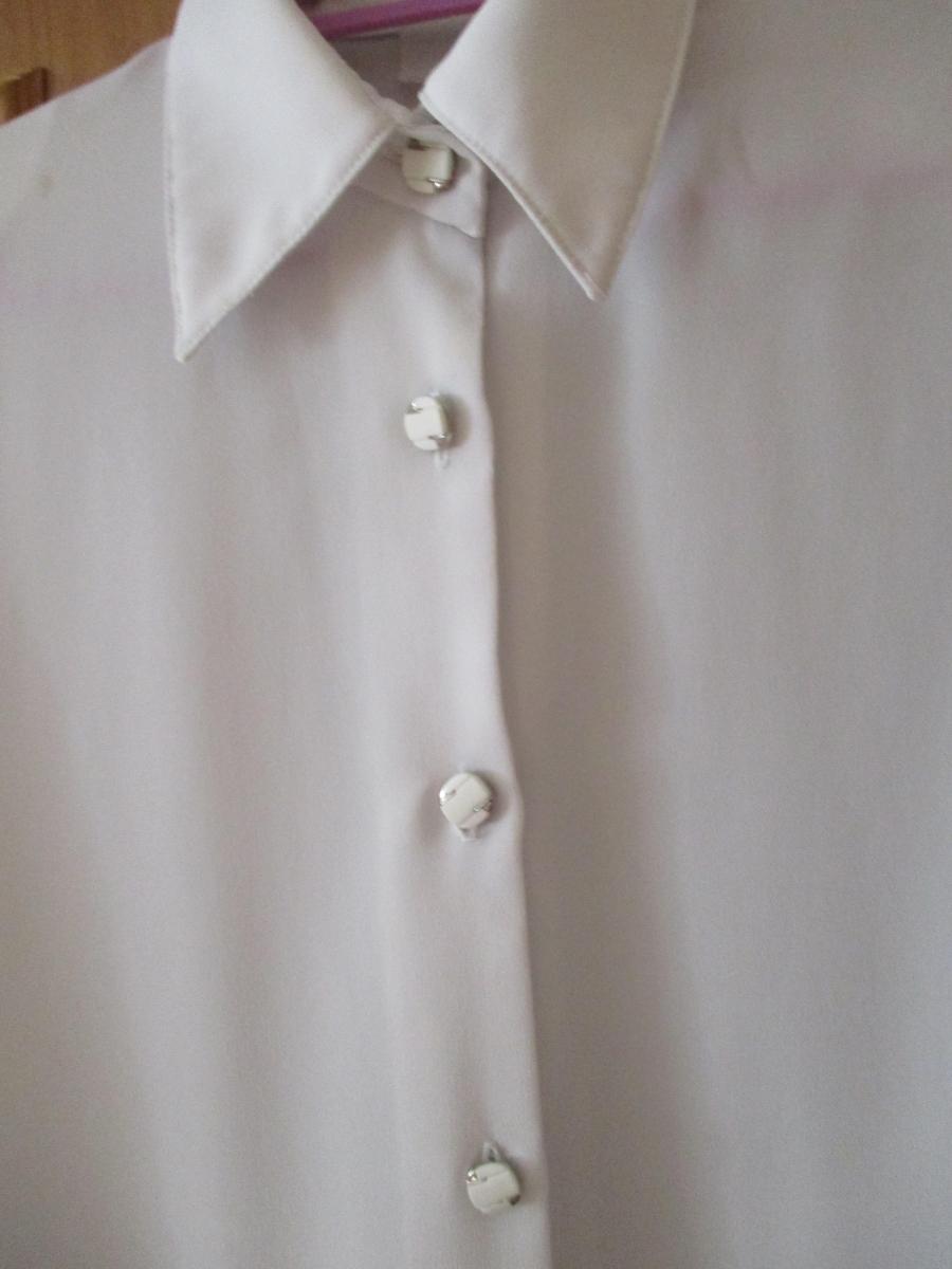 Fehér blúzok különböző méret és fazon