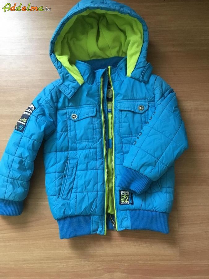 C&A vásárolt kisfiú kabát