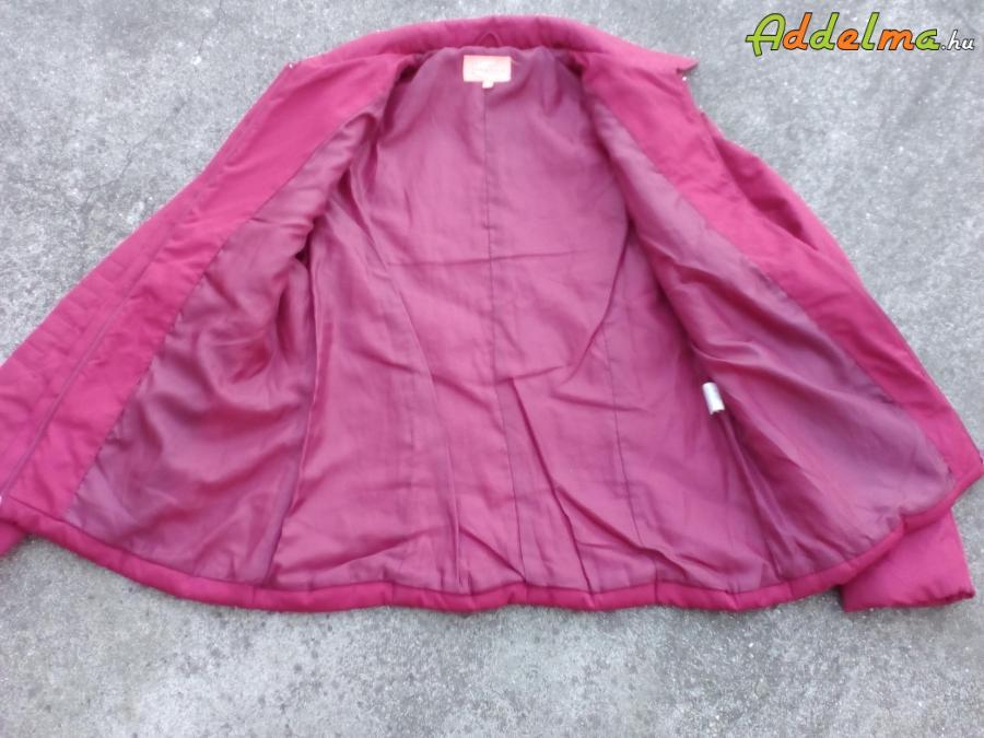 Lucky lord Bordó átmeneti dzseki XL-es