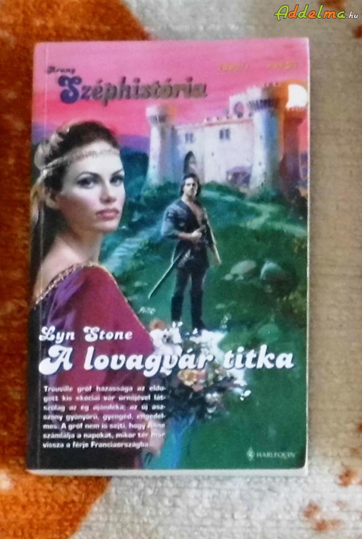 Lyn Stone - A lovagvár titka