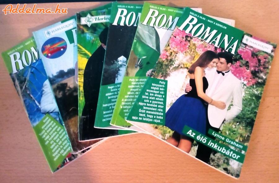 ROMANA magazinok