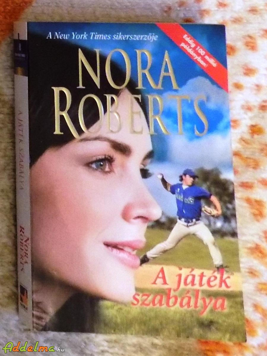 Nora Roberts - A játék szabálya