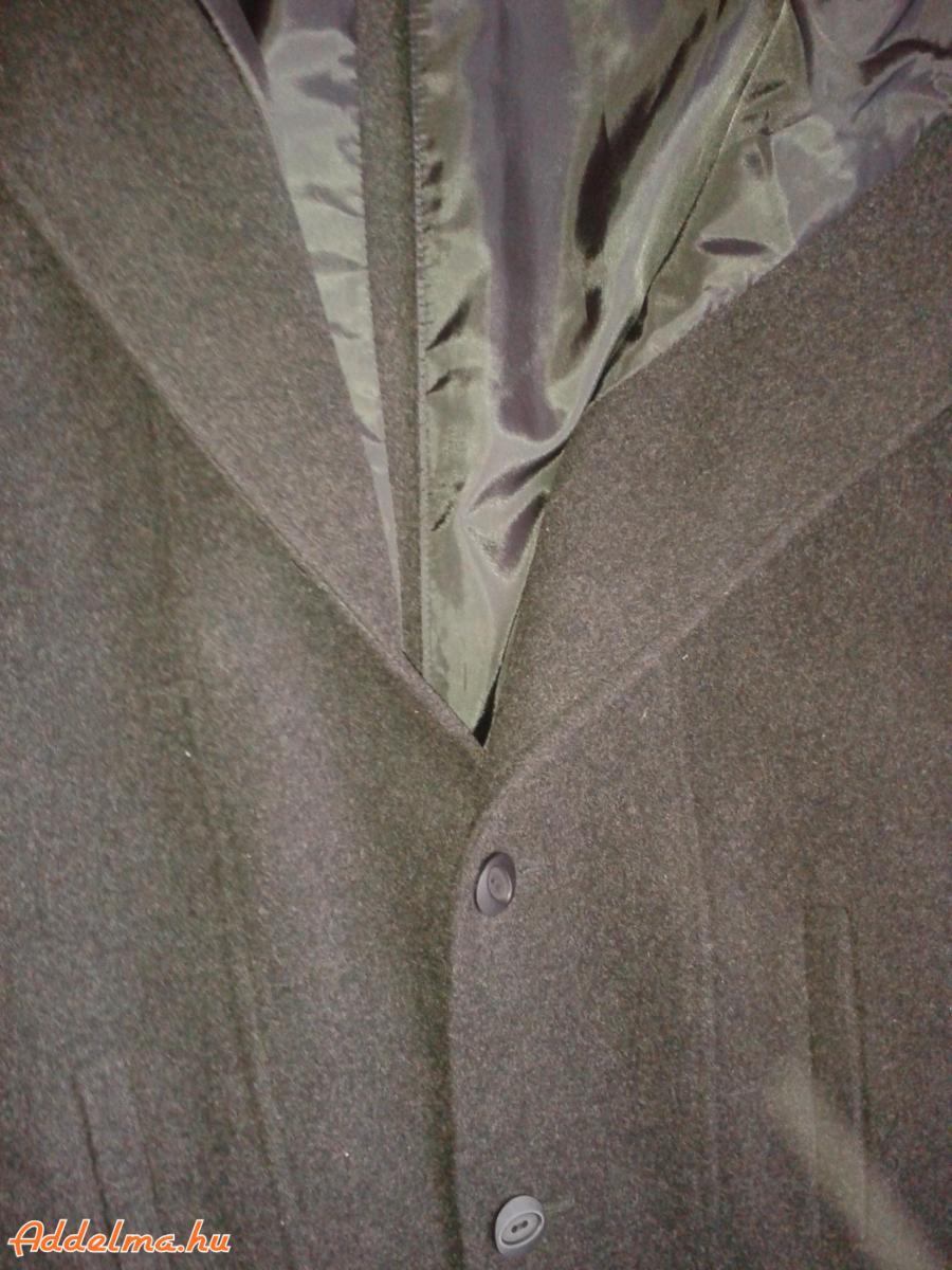 Kapucnis női hosszú kabát eladó