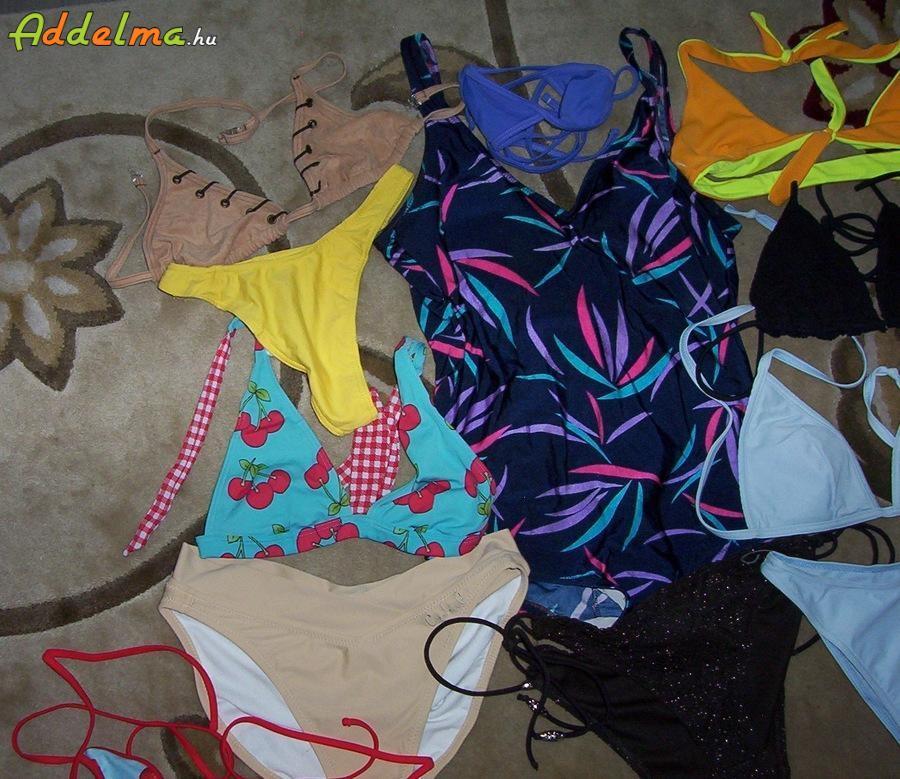 Fürdőruha, bikini csomag eladó
